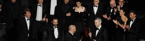 The King's Speech gana el Oscar 2011 a Mejor Película