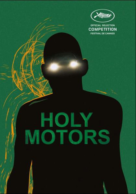Poster de Holly Motors 2012 (Holly Motors 2012 Poster)