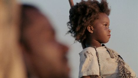 Quvenzhané Wallis en Beasts of the Southern Wild - Oscars Actrices Principales Featured