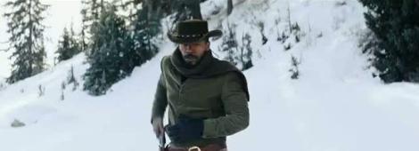"""""""Django Unchained"""" recibió el Oscar a Mejor Guion Original en los Oscar de 2013."""