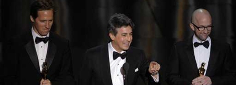 """The Descendants"" se llevo el premio Oscar a Mejor Guion Adaptado en 2012."