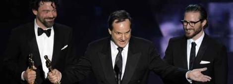 Hugo VFX Oscar 2012