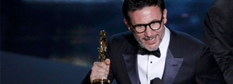 Michel Hazanavicius The Artist Oscar