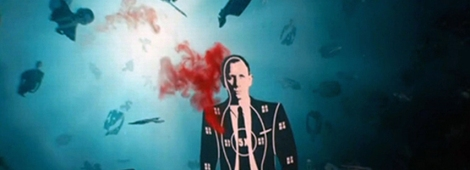 skyfall opening credits