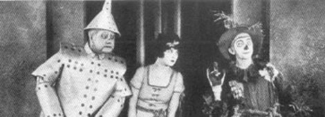 """The WIzard of Oz"" (1925)"