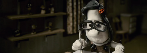 """Mary and Max"""