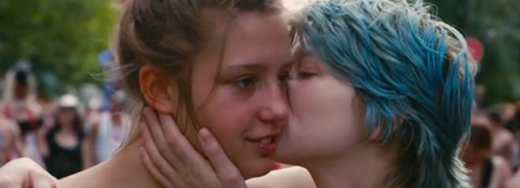 """Blue is the Warmest Colour"""