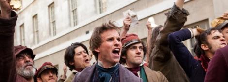 """Les Miserables"" recibió el Oscar a Mejor Mezcla de Sonido en los Premios Oscar de 2013."
