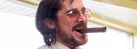 "Christian Bale en ""American Hustle"""