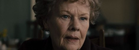 "Judi Dench en ""Philomena"""