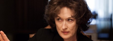 "Mery Streep en ""August Osage County"""
