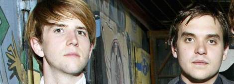 Owen Pallett y Will Butler