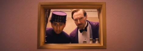 The Grand Budapest Hotel Ralph cinematography