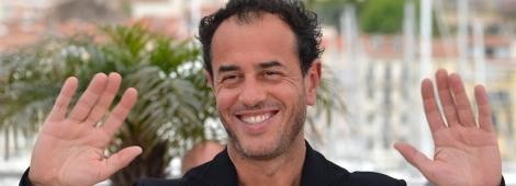 """El Director italiano Matteo Garrone durante la presentación de """"Reality"""" en el Festival de 2012."""