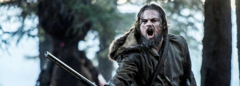 Leonardo DiCaprio The Revenant Crop