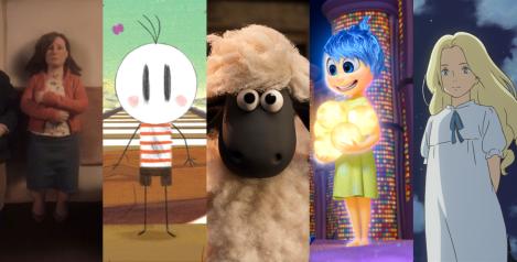 Recta Final Películas Animadas Oscar 2016
