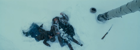 Hateful Eight cinematography