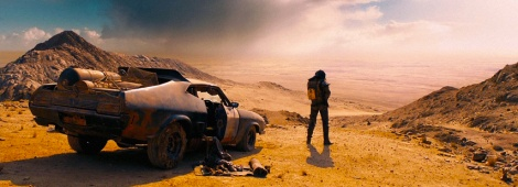 Mad max cinematography