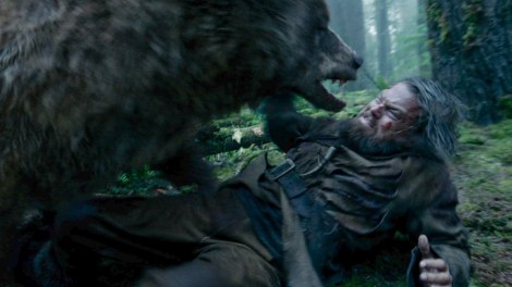 Revenant bear attack
