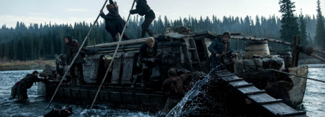 Revenant Boat Production Design