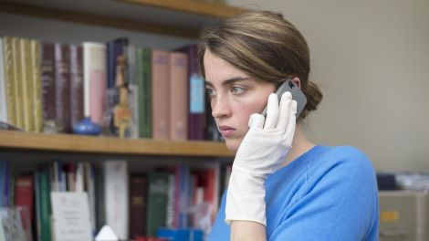 La fille inconnue the Unknown girl Dardenne