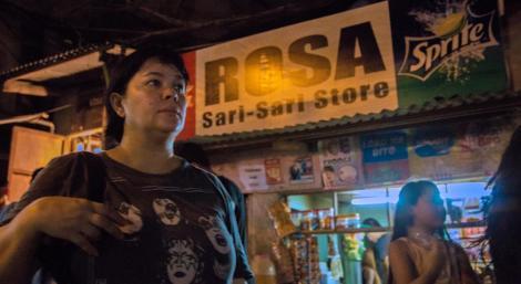 Ma Rosa Mendoza